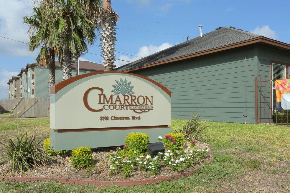 Cimarron Court Apartments Corpus Christi
