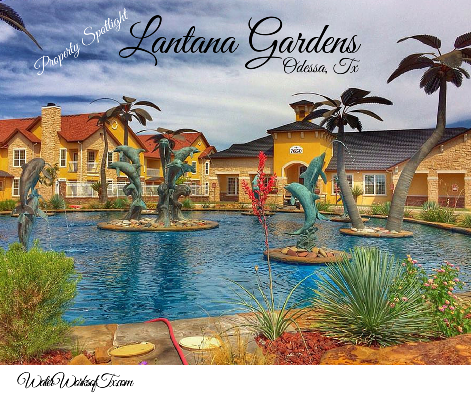 Amazing Multifamily Paradise Living At Lantana Gardens In Odessa
